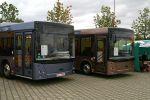 «Белшина» запустила серийное производство шин Escortera для туристических автобусов